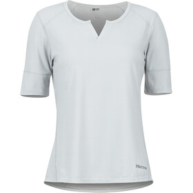 Marmot Cynthia T-shirt manches courtes Femme, bright steel